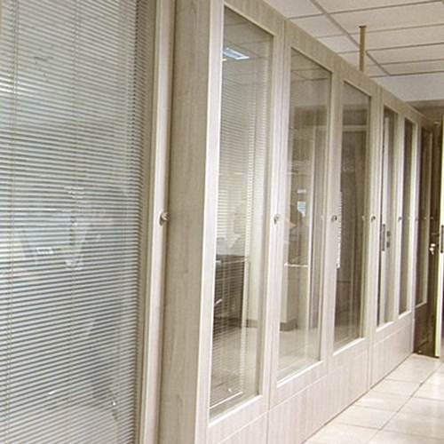 Aluminium offie partitioning new and used in Dublin Ireland