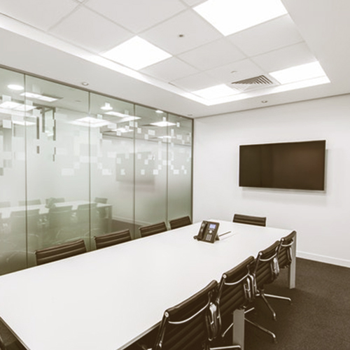Glass office partitioning in Dublin Ireland